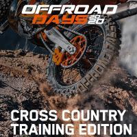 KTM Off-Road Days, Cross Country Edition op woensdag 16 december