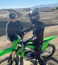 Zie Jo Shimoda in actie op de Monster Energy Pro Circuit Kawasaki