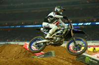 Kwalificatie beelden AMA Supercross Houston 2