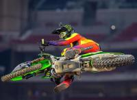 Race mee met Adam Cianciarulo in het AMA Supercross Kampioenschap in Houston 3