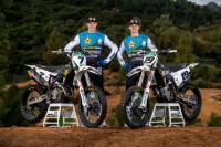 Bekijk nu de nieuwe look van Rockstar Energy Husqvarna Factory Racing MXGP