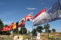 EK-rijders MON in actie van België tot Italië