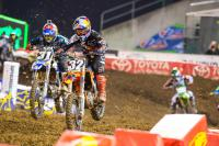 Watch qualifying of the AMA Supercross in Anaheim live