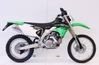 Kawasaki KLX450 F uit voorraad leverbaar bij Gebben Racing