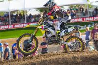 Rookie Baggett close to podium at Hangtown MX