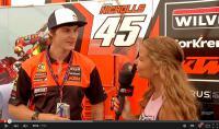 Pit chat met Jake Nicholls bij de GP van Zweden