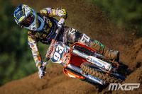 Video hoogtepunten EMX125 en 250 in Lommel