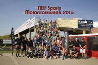 MSF Sports motorcrossweek Emmen van 7 t/m 12 augustus