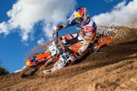 Movie: Behind the scenes at the Red Bull KTM photoshoot