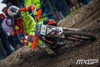 Stephen Rubini wins first EMX125 race in Spain