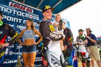 What did the riders had to say after the AMA Outdoor National in Budds Creek