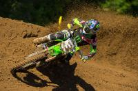 Film: Tomac, Webb, Plessinger e.a. in training op Glen Helen