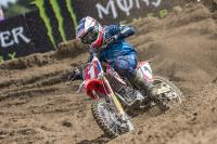 Weckman takes race one victory in the sand of Lommel