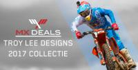 Complete Troy Lee Designs 2017 collectie te bestellen bij MX Deals!