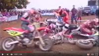 Film: De meest indrukwekkende valpartijen in 29 jaar superbiker Mettet
