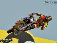 Team Belgium leading after race 1 at the MX des Nations