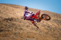 Fotoshoot met Ken Roczen op Honda door Simon Cudby