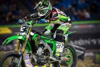 Movie: Dirt Shark at the Supercross in San Diego