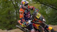 Film: Red Bull KTM Factory-rijders bereiden zich voor op de Dakar