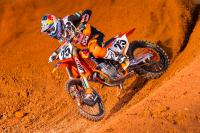 Watch qualifying of the AMA Supercross Series in Atlanta