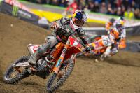 Supercross Military Appreciation Auction Features Race-Worn Gear