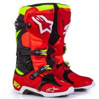Limited Edition Torch Tech 10 crosslaarzen van Alpinestars nu leverbaar bij JVL MX PARTS!