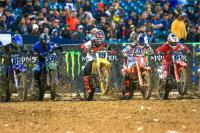 Volledig TV verslag AMA Supercross in Minneapolis