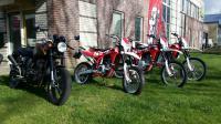 Nieuwe SWM modellen te bezichtigen op Motorbeurs