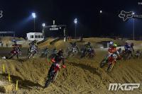 Jonass and Cairoli winners of the first motos in Qatar