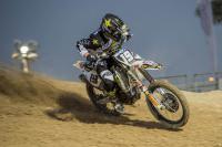 A strong start in the world championship MX2 for Thomas Kjer Olsen in Qatar