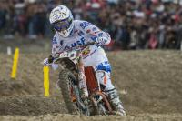 Calvin Vlaanderen back at the GP of the Czech Republic