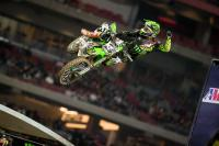 Tomac en Martin winnen de Triple Crown van de AMA Supercross in Minneapolis