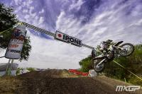 Thomas Covington wint tweede manche en GP MX2 in Mexico