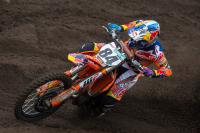 Zie hoe Jeffrey Herlings de pole position pakte in Iron Man