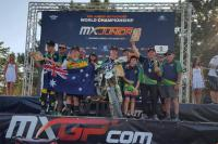 Aussie FIM World Junior Motocross Championship Team Announced
