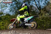 Race Report Maureen Zweers NK 85cc in Rosmalen