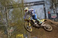 Jeremy Seewer wins first MX2 moto in Germany