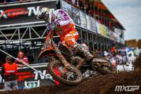 Brad Anderson victorious in second moto EMX300 in Germany