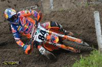 Herlings en van der Vlist pakken pole position op de Zwarte Cross