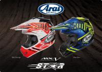 Nieuw: Arai MX-V Star