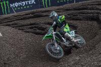 Clement Desalle wint BK motorcross in Orp Le Grand