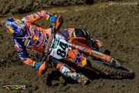 Jeffrey Herlings zegeviert in eerste manche 450 in Iron Man