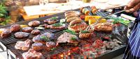 Barbecue cross Rutten
