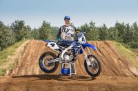 Tonus to Debut the 2018 YZ450F at the Czech GP