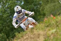 HSF Logistics Motorsport team laat zich voorin zien in Grand Prix MX2 in Loket