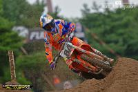 Het gaat gebeuren: Jeffrey Herlings start in de outdoor national in Iron Man