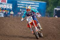Film: Marvin Musquin in training voor de Outdoor National in Iron Man