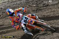 Mis niets van de deelname van Jeffrey Herlings aan de outdoor national in Iron Man