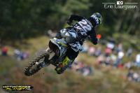 Video highlights second motos EMX125 and EMX150 in Sweden