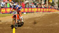 Herlings van laatste naar 1 in Outdoor National in Iron Man